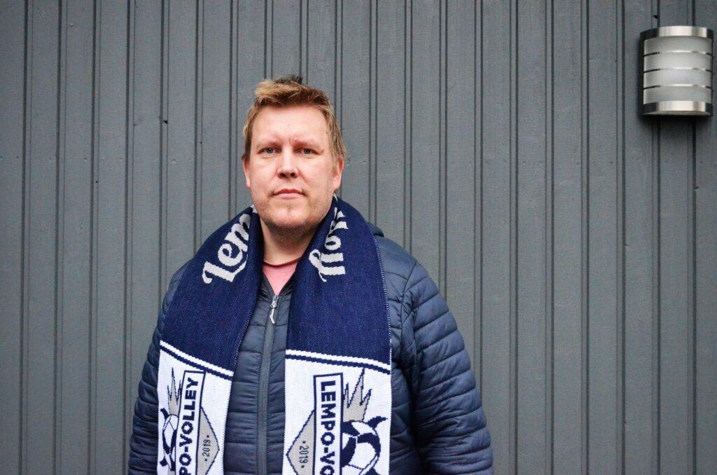 Tuomas Alatalo Lempo-Volleyn 1-sarjajoukkueen päävalmentajaksi