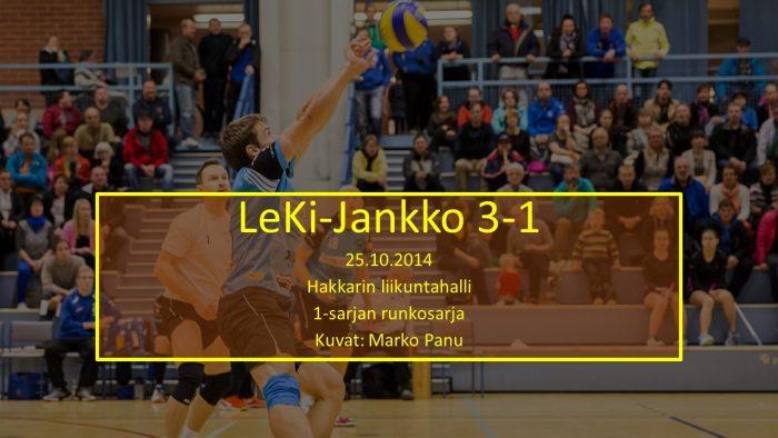 2014 loka25 LeKi-Jankko