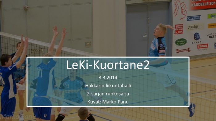 2014 maalis8 LeKi-Kuortane2