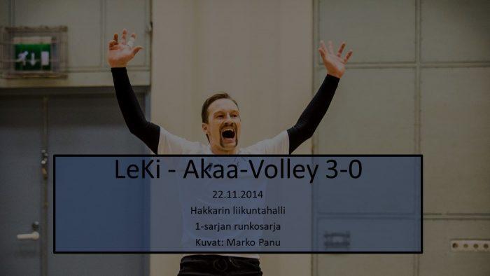 2014 marras22 LeKi-Akaa