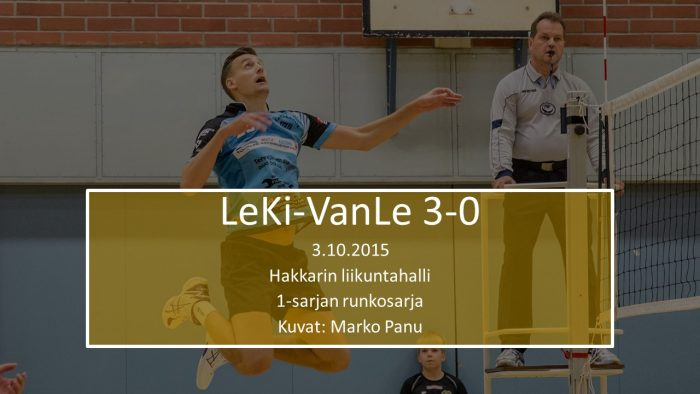 2015 loka3 LeKi-VanLe