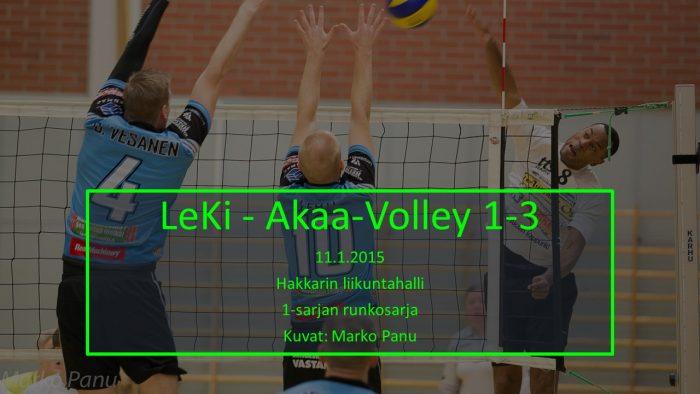 2015 tammi11 LeKi-Akaa