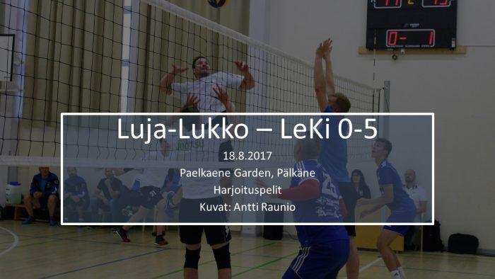 2017 elo18 LeKi-Luja-Lukko