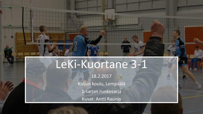 2017 helmi18 LeKi-Kuortane