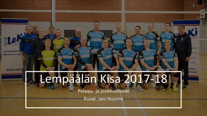 2017 joukkuekuvat