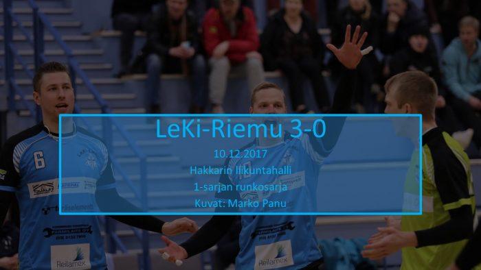 2017 joulu10 LeKi-Riemu