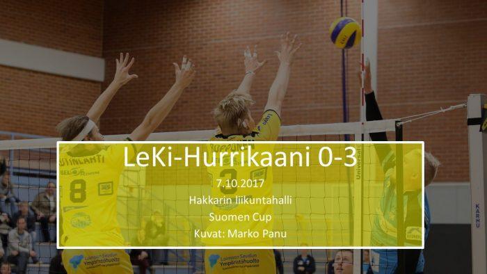 2017 loka7 LeKi-Hurrikaani