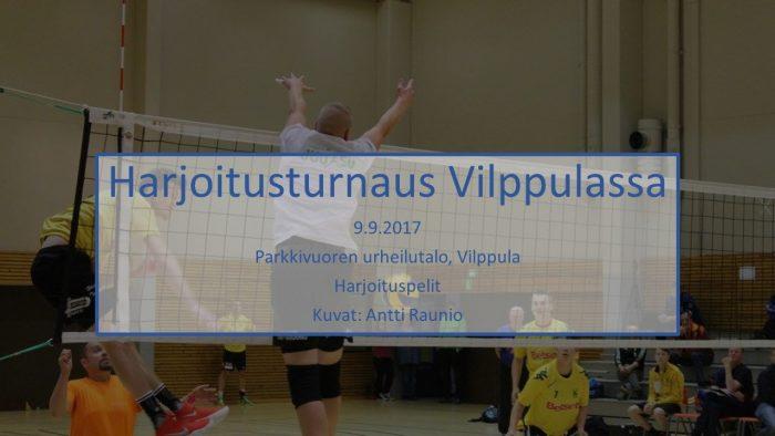 2017 syys9 Vilppulan turnaus