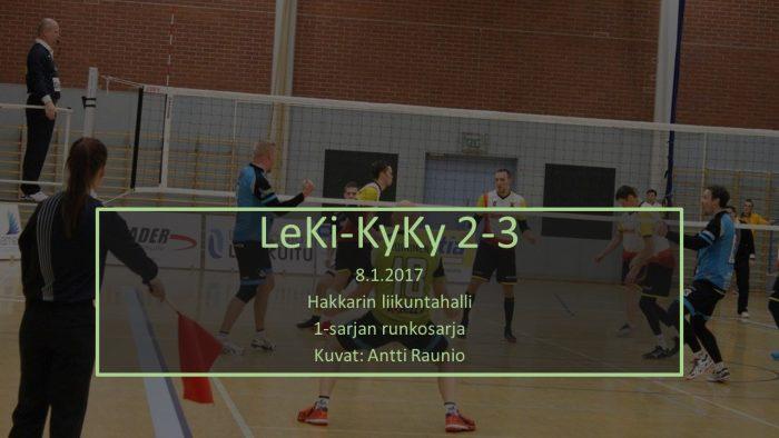 2017 tammi8 LeKi-KyKy