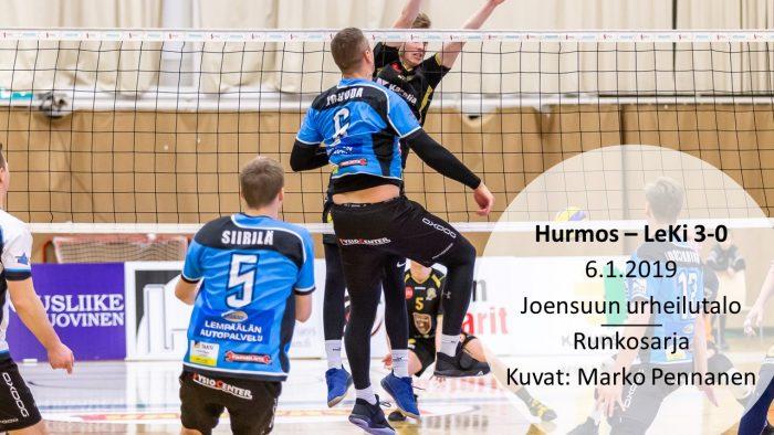 2018-19 Hurmos-LeKi