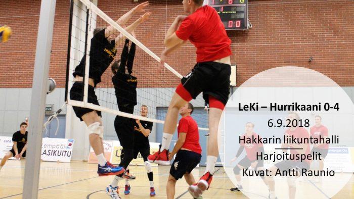 2018-19 LeKi-Hurrikaani