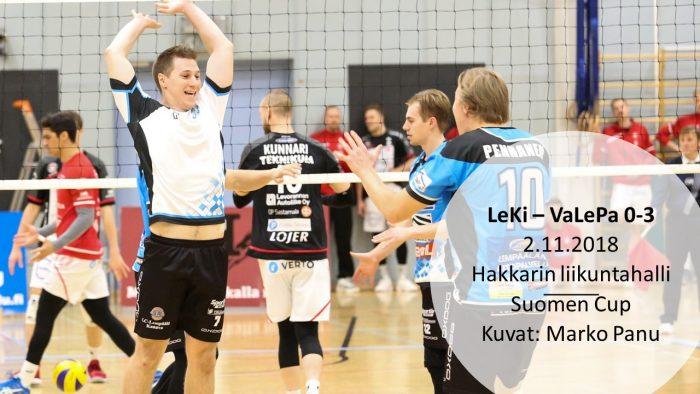 2018-19 LeKi-VaLePa Suomen cup