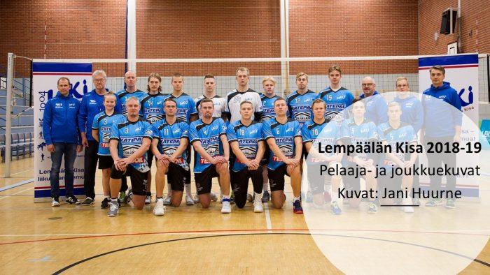 2018-19 joukkuekuvat