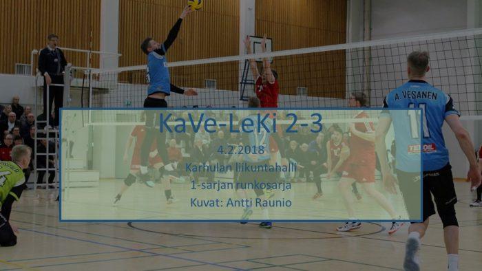2018 helmi4 KaVe-LeKi