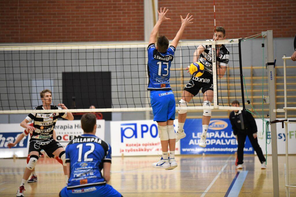 Lempo-Volley jälleen mukana Suomen cupissa – avauskierros yhdessä runkosarjan avauksen kanssa