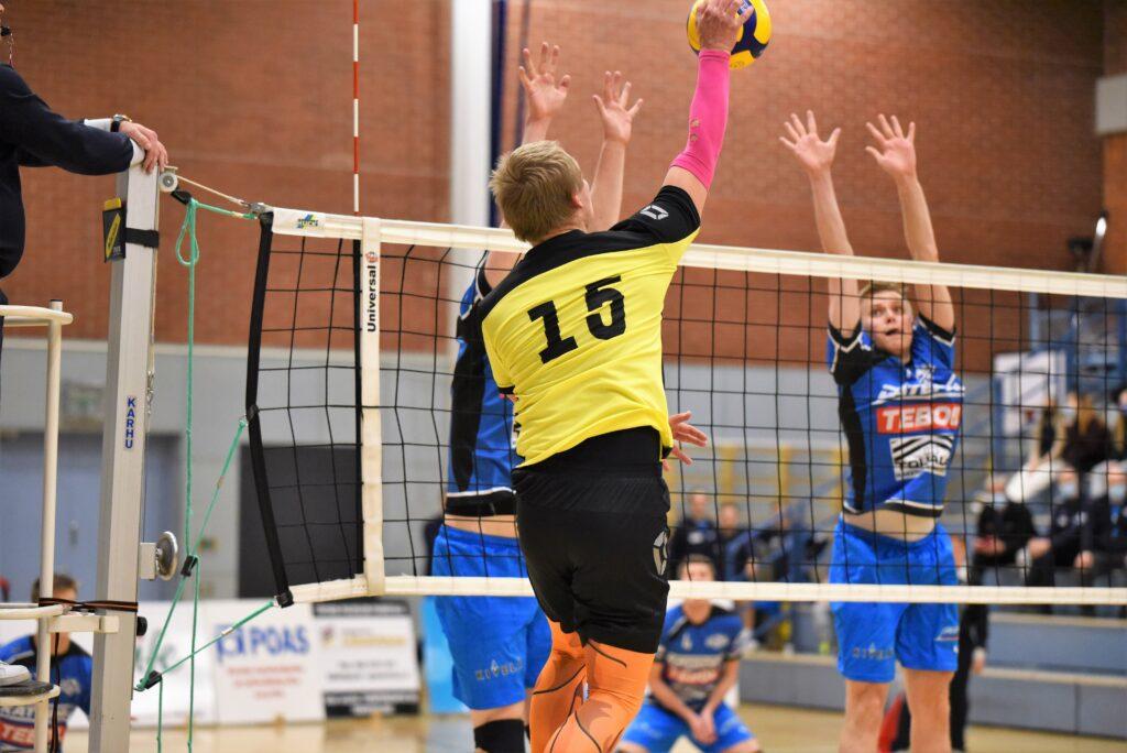 Ennakko: 1. välierä Lempo-Volley – Kyky 10.4.