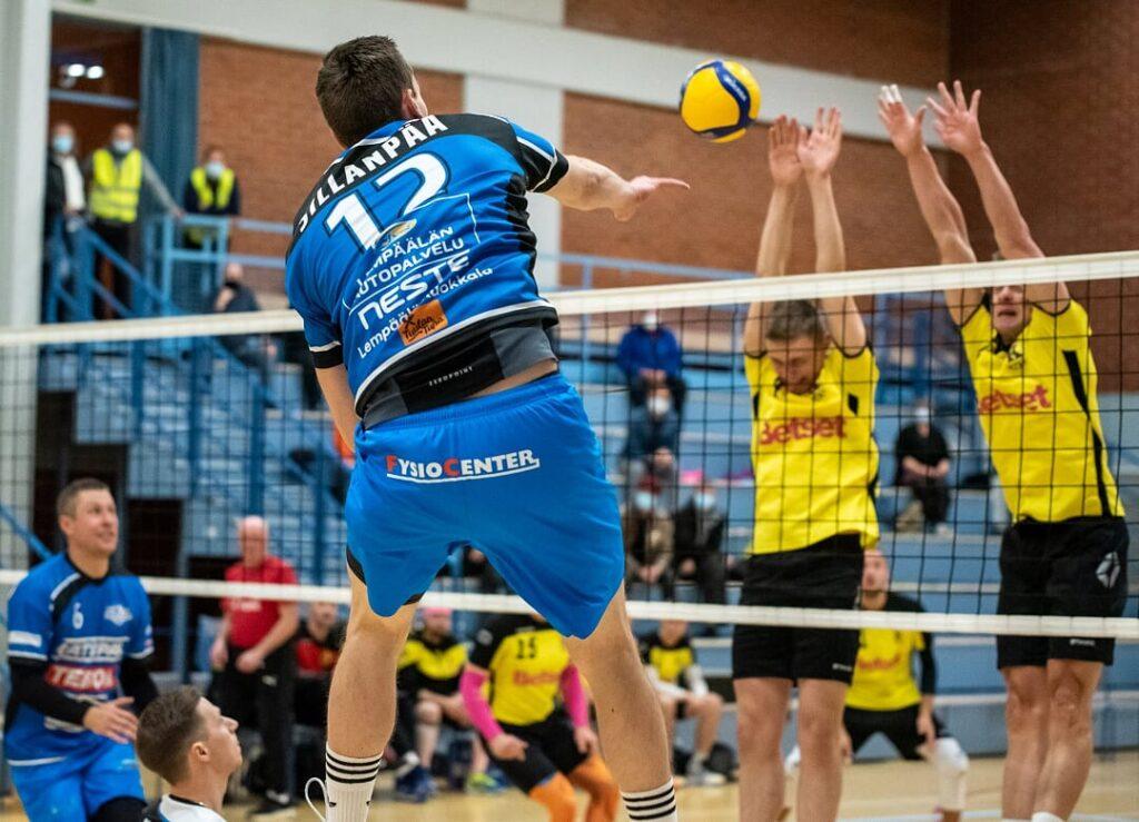 Ennakko: 28.3. Kyky – Lempo-Volley
