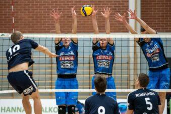 TuTo Volley 1-sarjan mestaruuteen – Turkulaisilla oikeus hakea liigapaikkaa