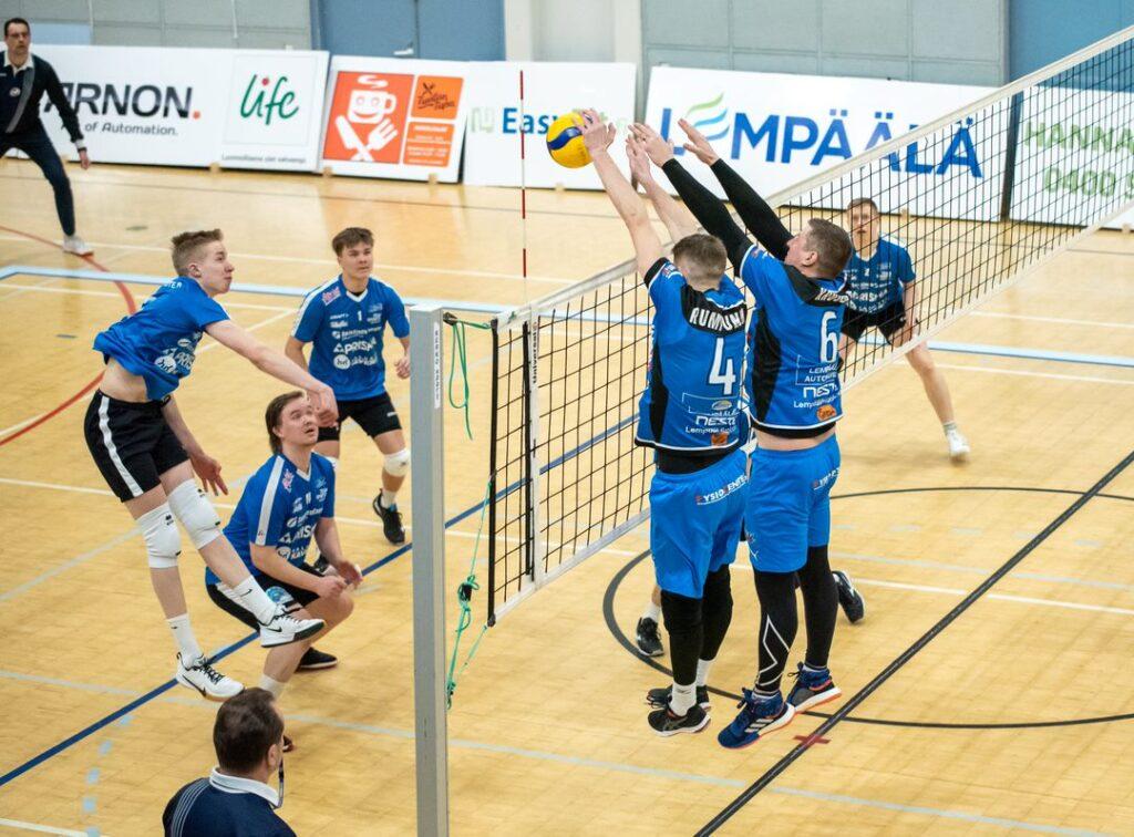 Lempo-Volleylle ensimmäiset neljä pelaajasopimusta kaudelle 2021–22: Kaksi uutta, kaksi vanhaa