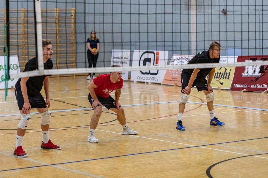 Lempo-Volley vst. Akaa-Volley harkkapeli -5108
