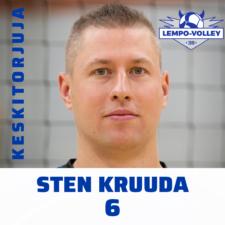 Sten Kruuda pelaajakortti