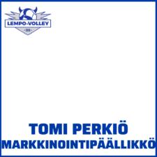 TOMI PERKIÖ