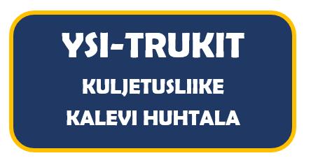 Ysi-Trukit kuljetusliike Huhtala