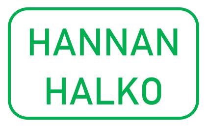 Hannan Halko